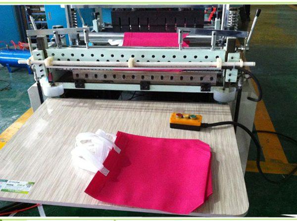 good quality nonwoven bag making machine
